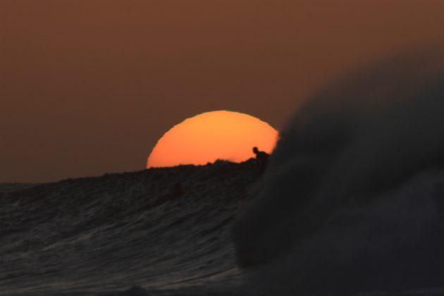 Sunset Beach, North Shore de Oahu, Havaí. Foto: Levy Paiva.