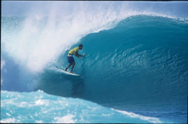 Renan Rocha, Pipe Masters, Havaí. Foto: Levy Paiva.