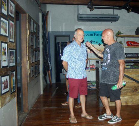 Avelino Bastos e Ricardo Piazza, OP Concept Store, Lagoa da Conceição, Florianópolis (SC). Foto: Basílio Ruy.