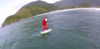 Noel surfista