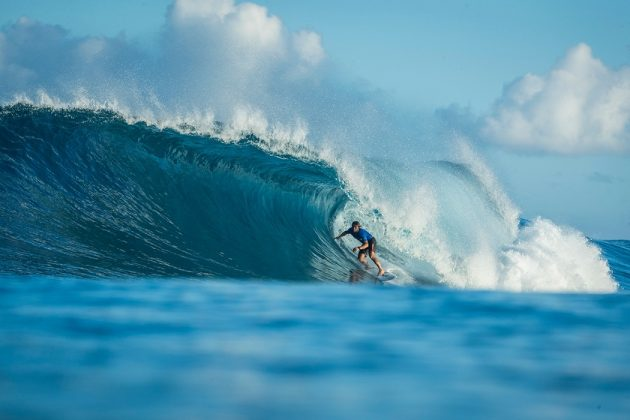 Conner Coffin, Billabong Pipe Masters 2017, North Shore de Oahu, Havaí. Foto: WSL / Poullenot.