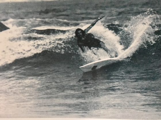 Daniel Friedmann, Waimea 5000, Arpoador (RJ), 1977. Foto: Klaus Mitteldorf.