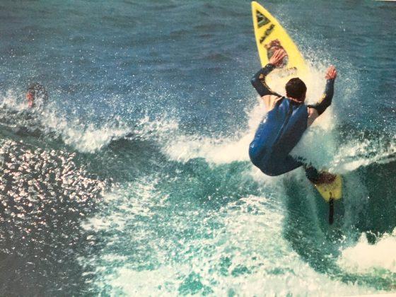 David Husadel, Austrália, 1986. Foto: Bruno_Alves.