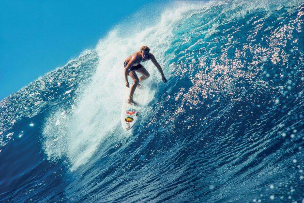 Ronnie Burns, Pipeline, Havaí. Foto: Alberto Sodré.