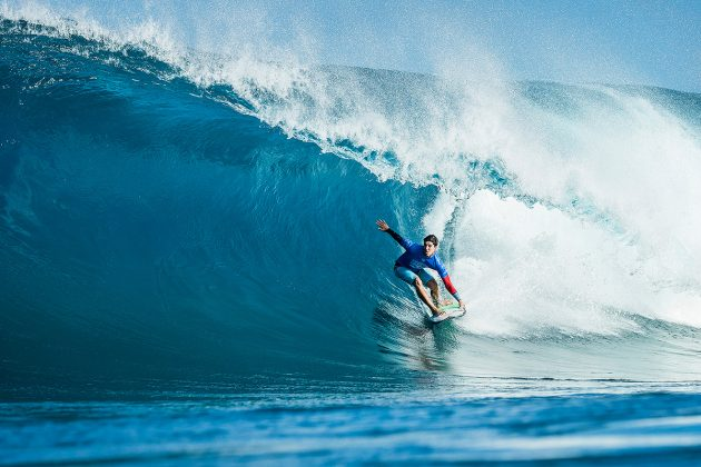 Gabriel Medina, Billabong Pipe Masters 2017, North Shore, Havaí. Foto: WSL / Poullenot.
