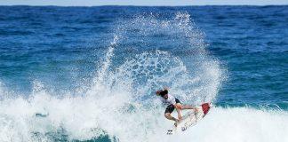 Primeiro round encerrado no Havaí
