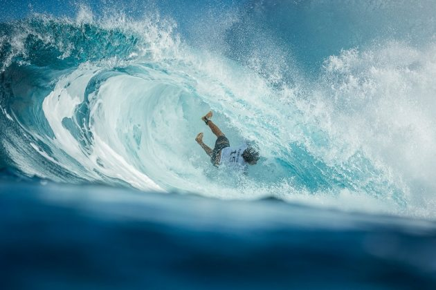 Italo Ferreira, Billabong Pipe Masters 2017, North Shore de Oahu, Havaí. Foto: WSL / Poullenot.