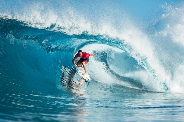 Joel Parkinson, Billabong Pipe Masters 2017, North Shore, Havaí. Foto: WSL / Poullenot.