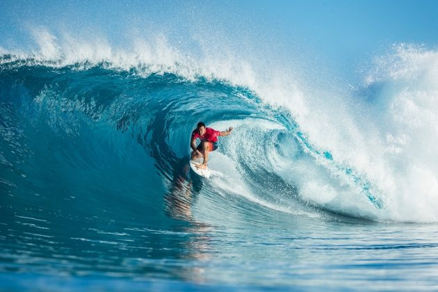 Joel Parkinson, Billabong Pipe Masters 2017, North Shore de Oahu, Havaí. Foto: WSL / Poullenot.