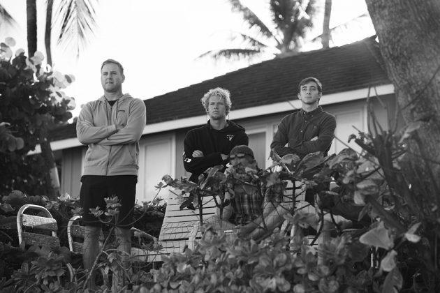 John John Florence, Billabong Pipe Masters 2017, North Shore de Oahu, Havaí. Foto: Steve Sherman.
