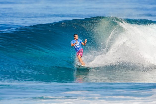 Julian Wilson, Billabong Pipe Masters 2017, North Shore de Oahu, Havaí. Foto: WSL / Heff.