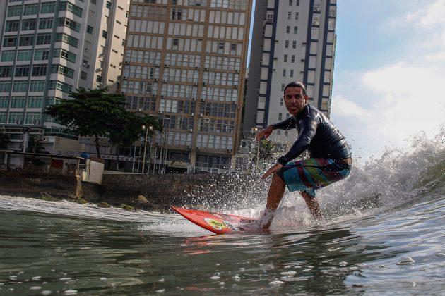 Luciano Esteves, Guarujá (SP). Foto: Daniel Cruz.
