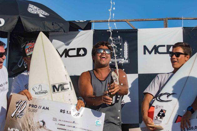 Victor Valentim, MCD 30 Pés de Surf Pro/Am, Praia Brava, Matinhos (PR). Foto: Rodrigo Gomes.