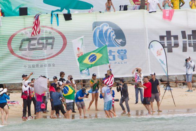 ISA World Longboard Championship 2018, Hainan, China. Foto: ISA / Hain.