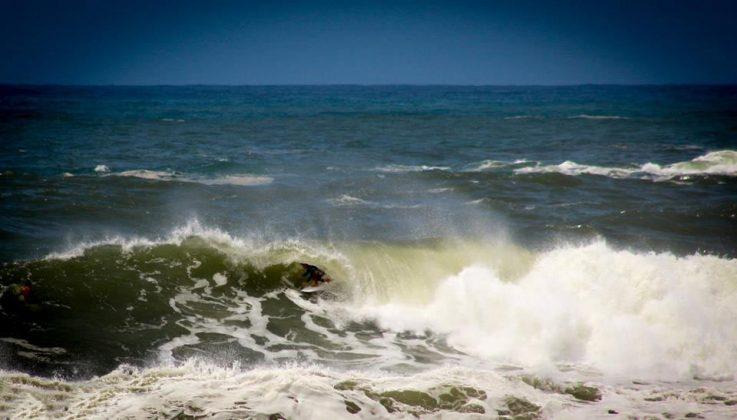 Praia da Vila, Imbituba (SC). Foto: Carolina Scorsin.