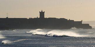 A rota do surfe