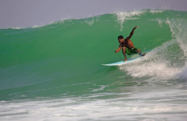 Boshua, Gana. Foto: Ahanta Surf School