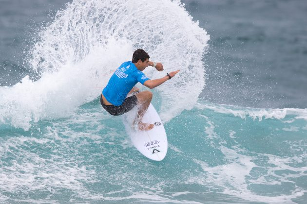 Cole Houshmand, Mundial Pro Junior 2017, Kiama, Austrália. Foto: WSL / Smith.