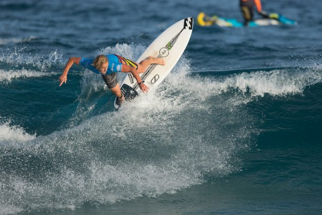 Finn McGill, Mundial Pro Junior 2017, Kiama, Austrália. Foto: WSL / Smith.