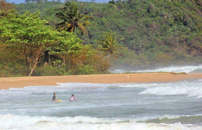 Gana. Foto: Ahanta Surf School