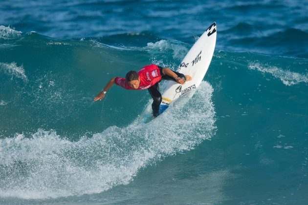 Joh Azuchi. Mundial Pro Junior 2017, Kiama, Austrália. Foto: WSL / Smith
