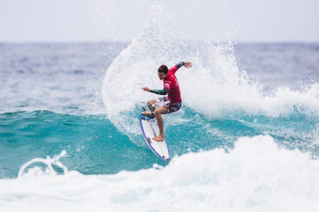 Liam O'Brien, Mundial Pro Junior 2017, Kiama, Austrália. Foto: WSL / Dunbar.
