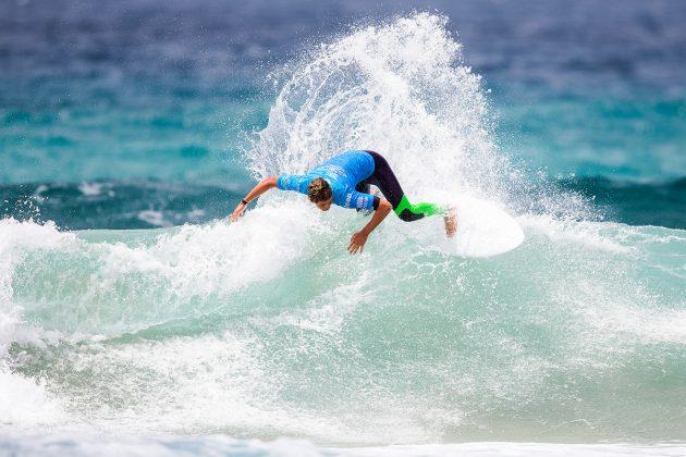 Lucas Chianca. Mundial Pro Junior 2017, Kiama, Austrália. Foto: WSL / Dunbar