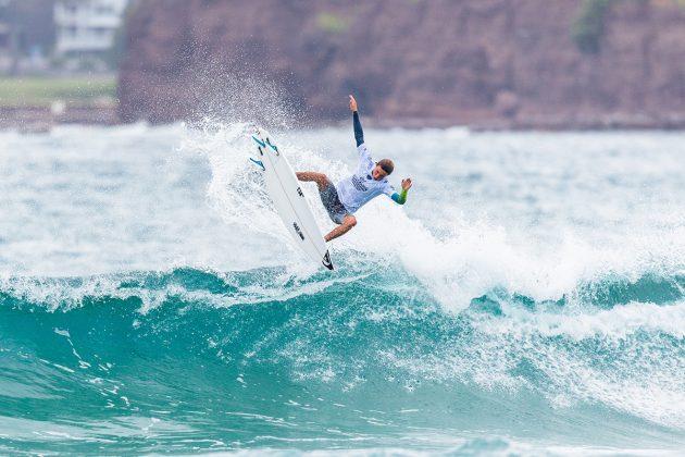 Marco Mignot, Mundial Pro Junior 2017, Kiama, Austrália. Foto: WSL / Dunbar.