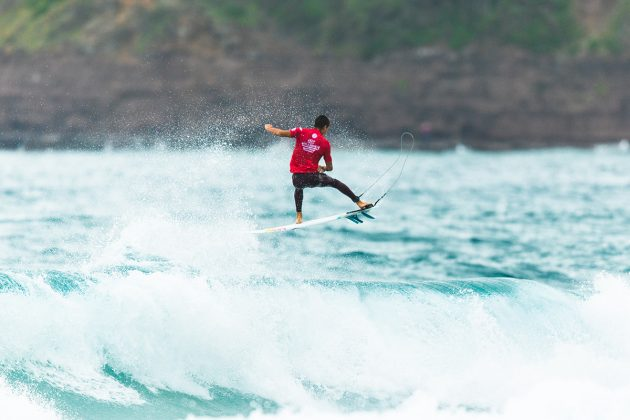 Mateus Herdy, Mundial Pro Junior 2017, Kiama, Austrália. Foto: WSL / Dunbar.