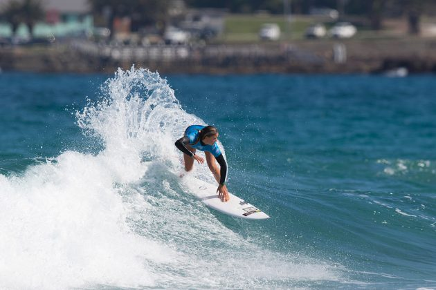 Sophia Fulton, Mundial Pro Junior 2017, Kiama, Austrália. Foto: WSL / Smith.