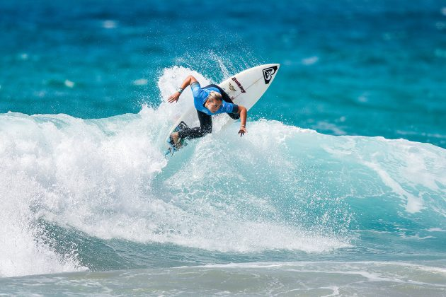 Summer Macedo. Mundial Pro Junior 2017, Kiama, Austrália. Foto: WSL / Dunbar