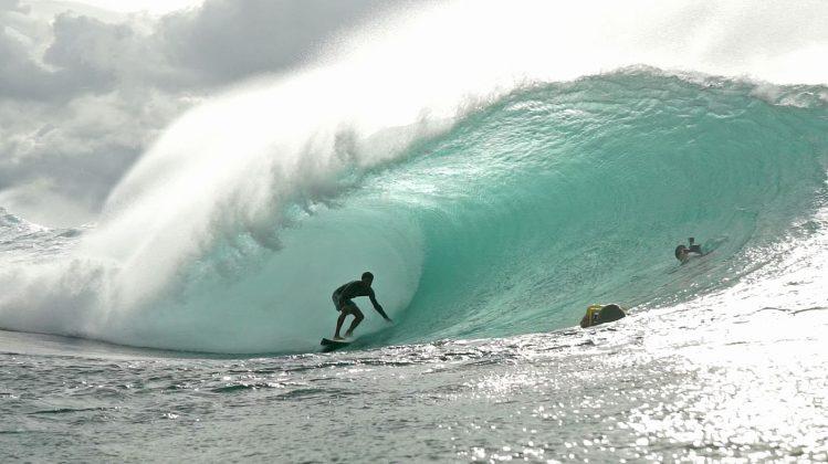 Eala Stewart, Pipeline, North Shore de Oahu, Havaí. Foto: Bruno Lemos / Sony Brasil.