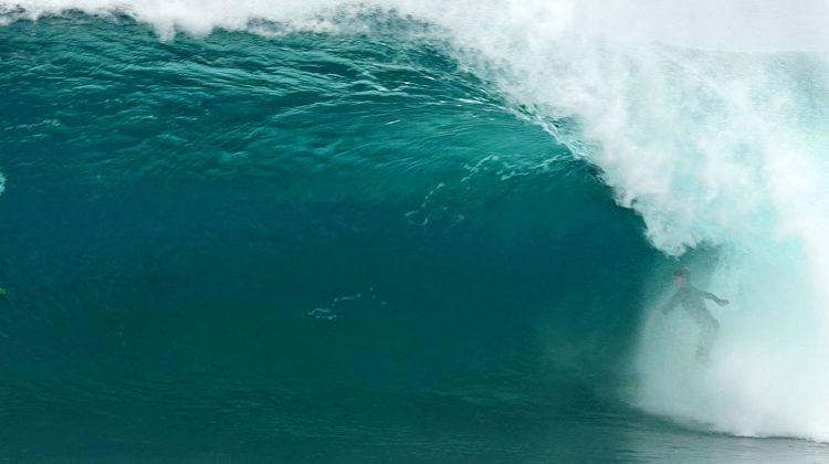 John John Florence, Backdoor, North Shore de Oahu, Havaí. Foto: Bruno Lemos / Sony Brasil.
