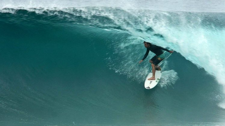 Torrey Meister. Backdoor, North Shore de Oahu, Havaí. Foto: Bruno Lemos / Sony Brasil