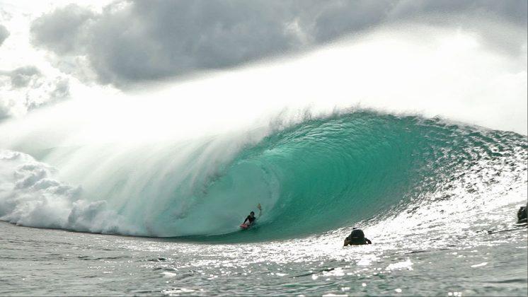 Pipeline. North Shore de Oahu, Havaí. Foto: Bruno Lemos / Sony Brasil