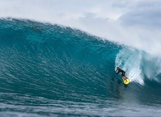 John John Florence, Backdoor, Havaí