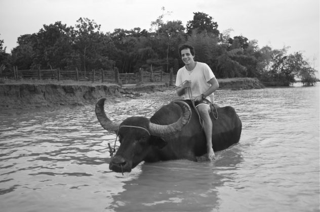 Alberto Alves, Pororoca do Rio Araguari (AP). Foto: Bruno_Alves.