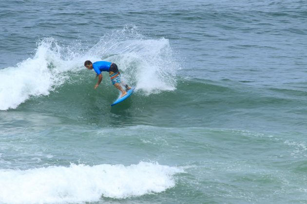 Alfredo Bahia, Fico Surf Festival 2018, praia do Tombo, Guarujá (SP). Foto: Silvia Winik.