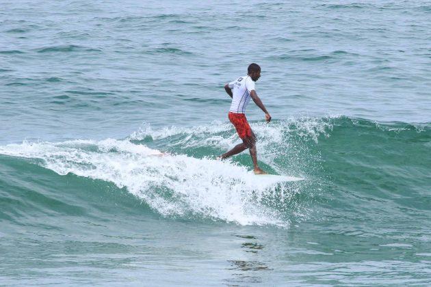 Andre Martins, Fico Surf Festival 2018, praia do Tombo, Guarujá (SP). Foto: Silvia Winik.