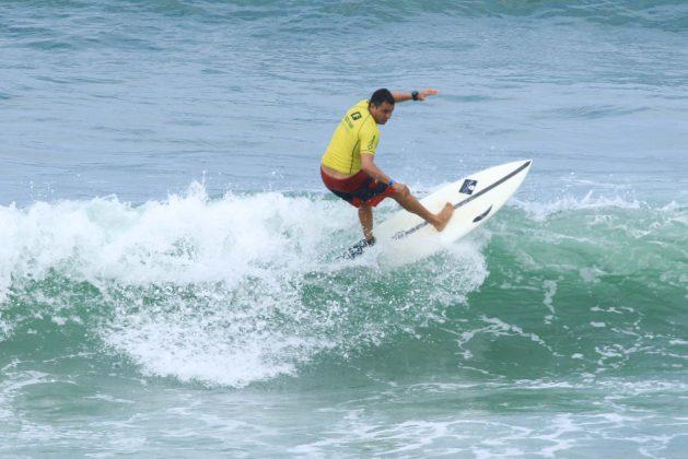 Augusto Ferlin, Fico Surf Festival 2018, praia do Tombo, Guarujá (SP). Foto: Silvia Winik.