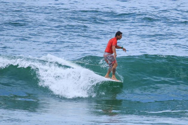 Beto Garcia, Fico Surf Festival 2018, praia do Tombo, Guarujá (SP). Foto: Silvia Winik.
