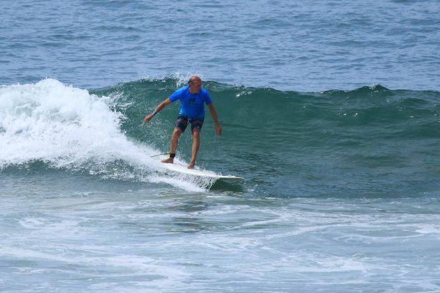 Carlos Vans Parys, Fico Surf Festival 2018, praia do Tombo, Guarujá (SP). Foto: Silvia Winik.