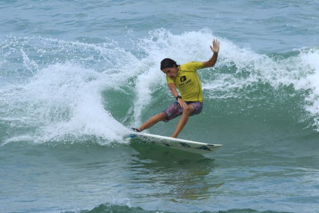 Daniel Ferlin, Fico Surf Festival 2018, praia do Tombo, Guarujá (SP). Foto: Silvia Winik.
