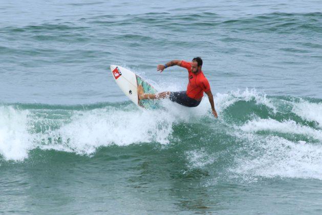 Felipe e Davi Glazer, Fico Surf Festival 2018, praia do Tombo, Guarujá (SP). Foto: Silvia Winik.