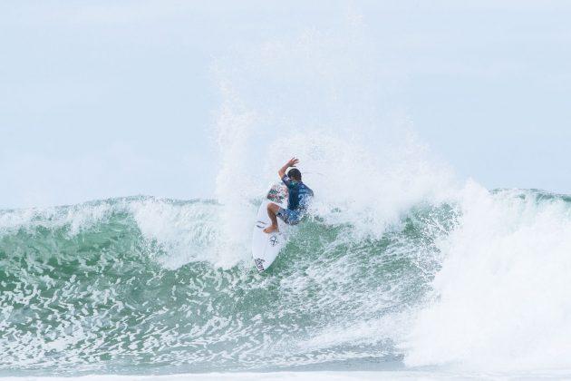 Tomas Hermes, Quiksilver Pro 2018, Gold Coast, Austrália. Foto: WSL / Sloane.