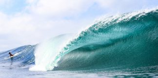 Swell na buraqueira