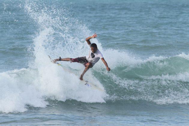 Juvemar Silva. Pena Paracuru Pro 2018, Ronco do Mar, Paracuru (CE). Foto: Lima Jr.