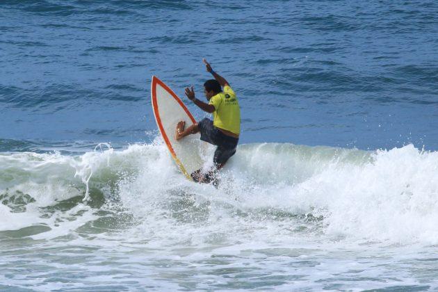 Kias de Souza, Fico Surf Festival 2018, praia do Tombo, Guarujá (SP). Foto: Silvia Winik.