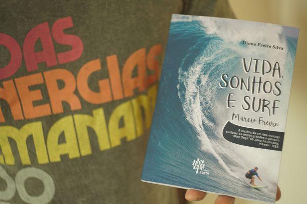 Livro Vida, sonhos e surf. Maui, Havaí. Foto: Bruno Lemos / Sony Brasil
