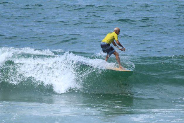 Marcio Vilela, Fico Surf Festival 2018, praia do Tombo, Guarujá (SP). Foto: Silvia Winik.